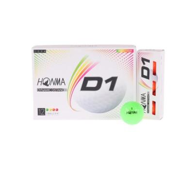 本間ゴルフ(HONMA)D1ボール 1ダース(12個) BT2001L MC