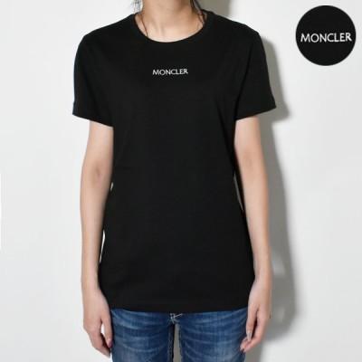 【SALE対象★返品交換不可】MONCLER モンクレール 半袖Tシャツ 8C7A610 829FB 999 レディース ちびロゴT カットソー