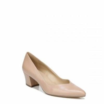 Naturalizer ナチュラライザー レディース 女性用 シューズ 靴 ヒール Mali Barely Nude Leather【送料無料】