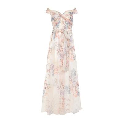 BELLA RHAPSODY by VENUS BRIDAL ロングワンピース&ドレス アイボリー 44 ポリエステル 100% ロングワンピース&