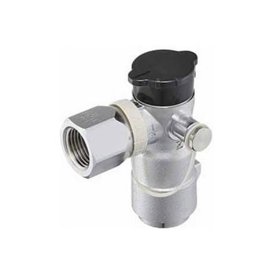 光陽産業 光陽 G333SP5 フレキ ULねじガス栓 1個(直送品)