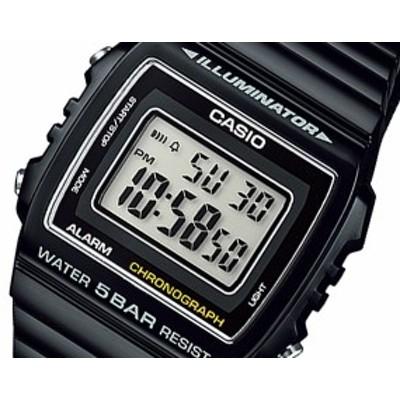 カシオ CASIO スタンダード STANDARD メンズ 腕時計 時計 W-215H-1AJF 国内正規