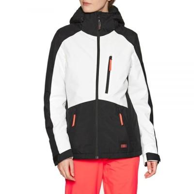 オニール O'Neill レディース スキー・スノーボード ジャケット アウター aplite snow jacket Black Out