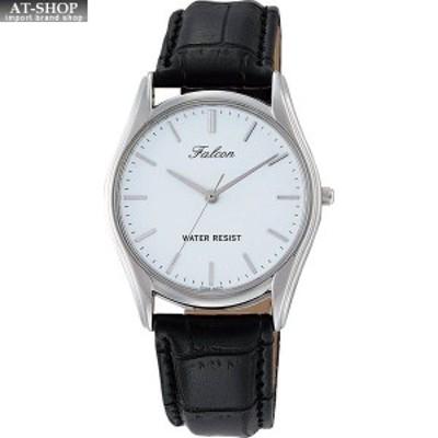CITIZEN シチズン 腕時計 Q&Q ファルコン メンズ時計 QA00-301 ブラック