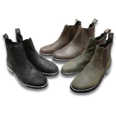 全3色TAKE FIVE MILE/テイクファイブマイル「Albert Boots/アルベルトブーツ」送料・代引き手数料無料対応(NO NAME/ノー