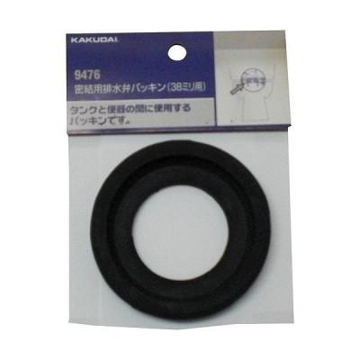 カクダイ(KAKUDAI)   密結用排水弁パッキン 38 9476