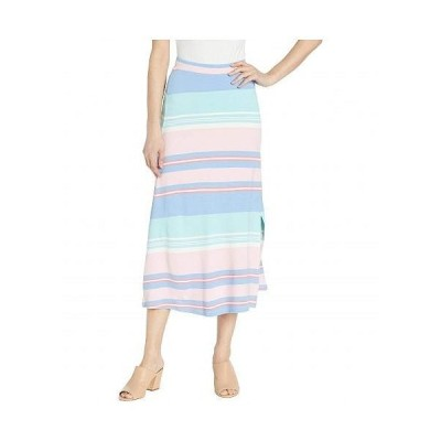 Joules レディース 女性用 ファッション スカート Marion - Multi Stripe