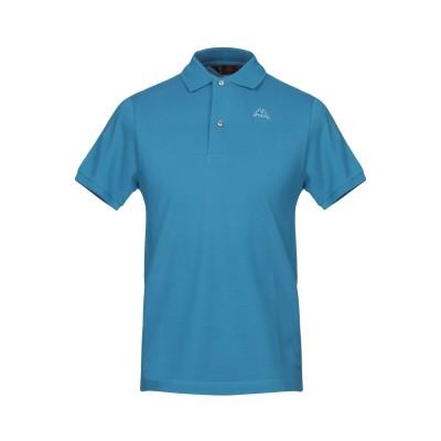 ROBE DI KAPPA ポロシャツ ブルー XS コットン 100% ポロシャツ