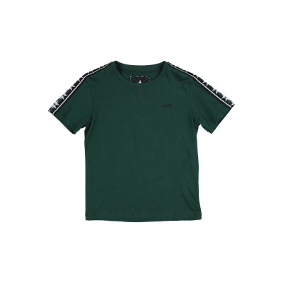 MACCHIA J T シャツ グリーン 6 コットン 100% T シャツ