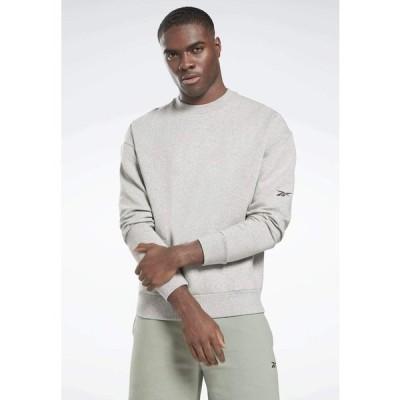 リーボック パーカー・スウェットシャツ メンズ アウター DREAMBLEND - Sweatshirt - grey