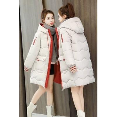ロングダウンジャケット ダウンジャケット レディース 人気 コーデ 暖かい 色 おすすめ 大きいサイズ 韓国 着こなし 着膨れしない 黒 白