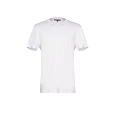 MICHAEL KORS MENS T シャツ ホワイト S コットン 100% T シャツ
