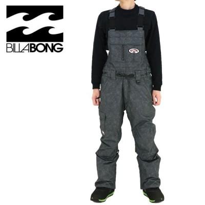 ビラボン メンズ スノーパンツ ビブパンツ 布施忠 つなぎ ボード ウェア 耐水 AI01M704