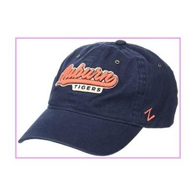 NCAA Auburn Tigers Unisex Dallas Relaxed Hat, Primary Team Color, Adjustable【並行輸入品】