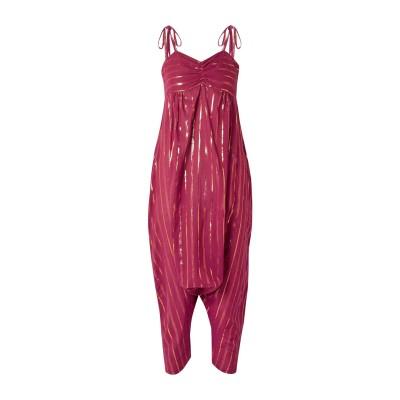 MIGUELINA ビーチドレス ガーネット XS コットン 96% / Lurex® 4% ビーチドレス
