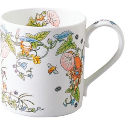 日本製 マグ マグカップ ノリタケ コップ おしゃれ 花柄 かわいい 北欧 モダン アンティーク 国産 食器 キッチン用品 台所用品 贈り物