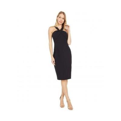 Vince Camuto ヴィンスカムート レディース 女性用 ファッション ドレス Haltered Bodycon - Black