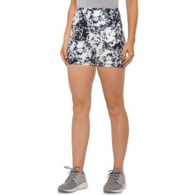 バランスコレクション Balance Collection レディース ショートパンツ ボトムス・パンツ High-Waist Printed Hottie Shorts White Dream Floral