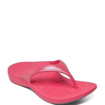 エイトレックス レディース サンダル シューズ Fiji Flip Flops Watermelon