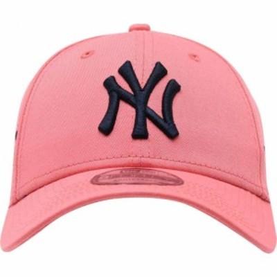 ニューエラ New Era レディース 帽子 9Forty Cap NY Pink