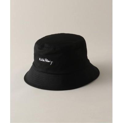 ジョイントワークス 【ManhattanPortage×Keith Haring】 バケットハット ブラック フリー