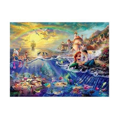 Games - Ceaco - 750 Piece Thomas Kinkade Disney Dreams series 2 The Little
