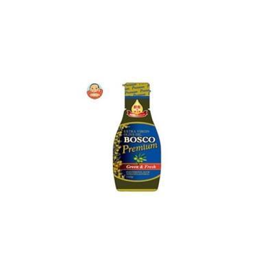 日清オイリオ BOSCO(ボスコ) プレミアムエキストラバージン フレッシュキープボトル 145g×12本入