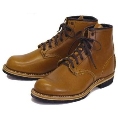 USA製 【RED WING レッドウィング】 # 9413 ベックマン クラシック ドレスブーツ (チェスナッツ) 茶 ブーツ 革靴 ワークブーツ メンズ レザーブーツ BECKMAN