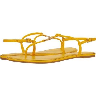 トリー バーチ Tory Burch レディース サンダル・ミュール フラット シューズ・靴 Emmy Flat Sandal Goldfinch