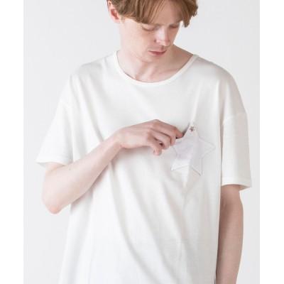 rehacer / rehacer : Star Bloom Pocket T Made in Japan MEN トップス > Tシャツ/カットソー