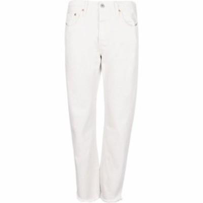 リーバイス Levis レディース ジーンズ・デニム ボトムス・パンツ 501 crop jeans Neutral Ground