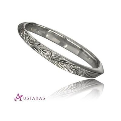 Hawaiian Ring by Austaras - Light Ring for Women - Stainless Steel Fin