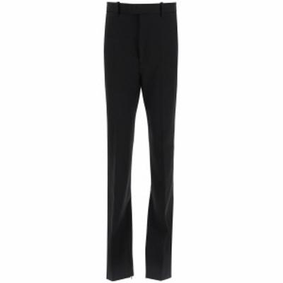 BOTTEGA VENETA/ボッテガ ヴェネタ Black Bottega veneta tailored trousers in twill レディース 秋冬2020 636529 V02W0 ik