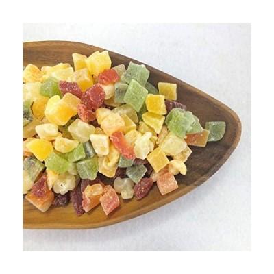 ドライフルーツ 1kg マンゴー いちご メロン パパイヤ キウイフルーツ パインアップル トロピカルフルーツミッ?