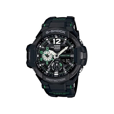 CASIO カシオ 腕時計 海外モデル GA-1100-1A3 メンズ Gショック スカイコックピット G-SHOCK SKY COCKPIT