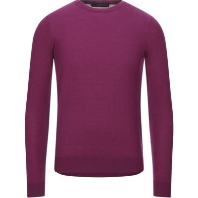 ジョルディーズ JEORDIE'S メンズ ニット・セーター トップス sweater Purple
