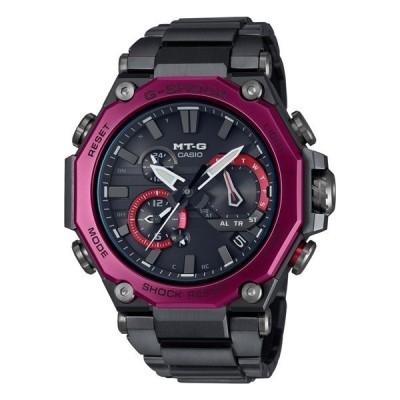 カシオ CASIO 腕時計 MTG-B2000BD-1A4JF Gショック G-SHOCK メンズ MT-G Bluetooth搭載 電波ソーラー コンポジットバンド(国内正規品)