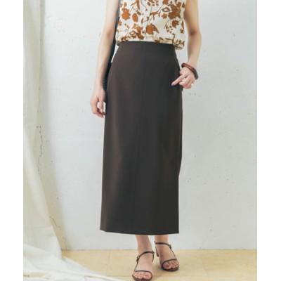 【一部WEB限定サイズ】サイドスリットタイトスカート