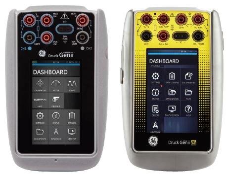 GE DRUCK DPI 620 Genii Portable Multifunction Calibrator