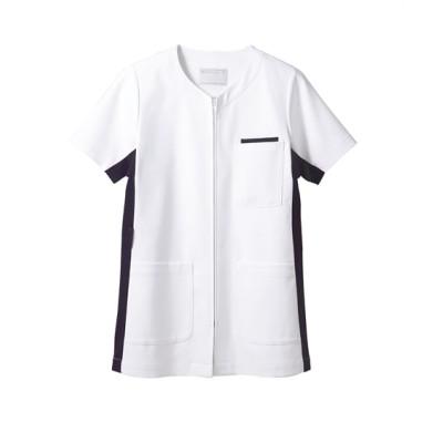MONTBLANC 72-398 スクラブ(半袖)(女性用) ナースウェア・白衣・介護ウェア