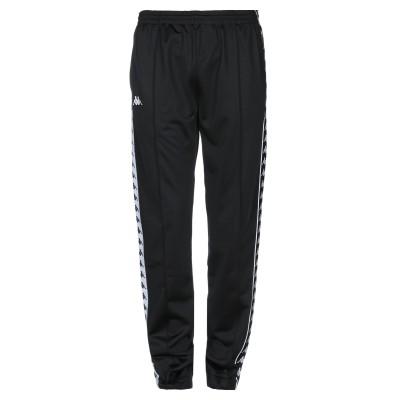 カッパ KAPPA パンツ ブラック XL ポリエステル 100% パンツ