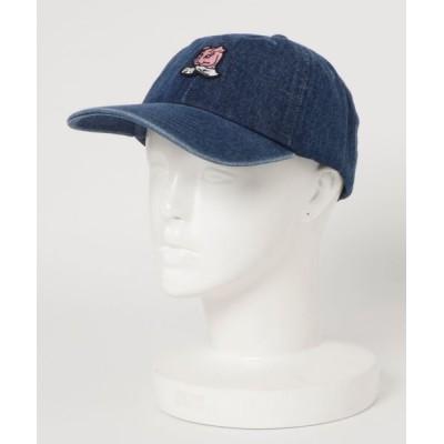 JUGLANS / ROUND HOUSE PIG LOGO BB CAP MEN 帽子 > キャップ
