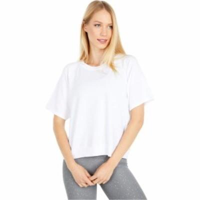 ビヨンドヨガ Beyond Yoga レディース トップス Solid Choice Short Sleeve Pullover White