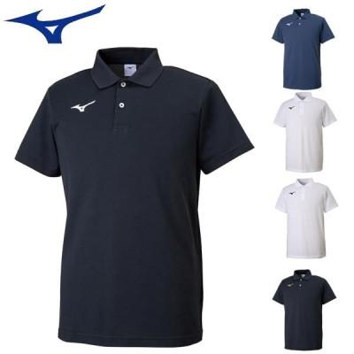 ミズノ ポロシャツ[ユニセックス]  トレーニングウェア スポーツ用品 32MA9195