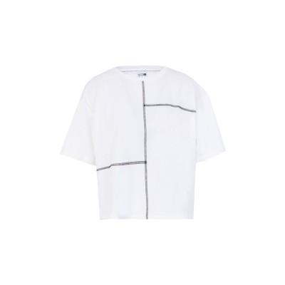 プーマ PUMA T シャツ ホワイト XS コットン 100% T シャツ