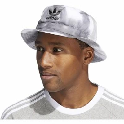 アディダス adidas ユニセックス ハット バケットハット 帽子 Originals Adult Colorwash Bucket Hat Grey Wash