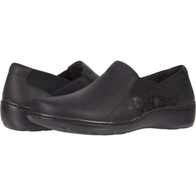 クラークス Clarks レディース シューズ・靴 Cora Lilac Black Leather/Textile Combination