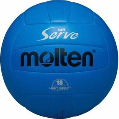 モルテン バレーボール ボール 4号 ソフトサーブ 軽量 EV4B