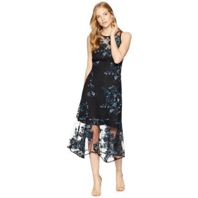 ナネットレポー ユニセックス スカート ドレス Essense Embroidered Lace Midi Dress