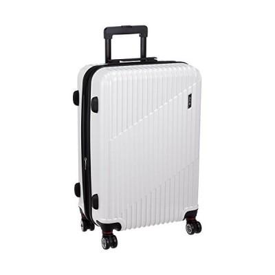 [エース] スーツケース クレスタ エキスパンド機能付 70L(拡張時) 61cm 4.3kg 61 cm ホワイトカーボン